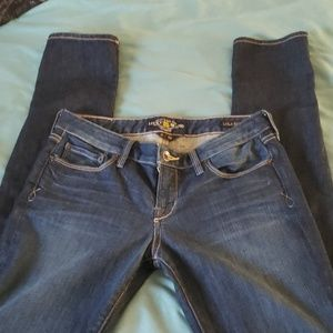 Lucky Brand Jeans Size 6/28 Inseam 32 inches